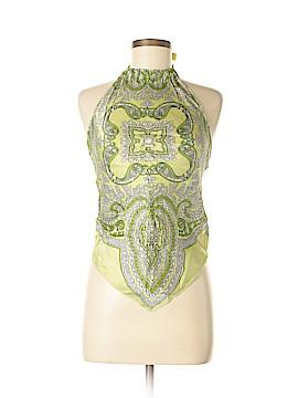 Anna Paul Sleeveless Silk Top Size XS