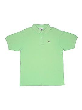 Lacoste Short Sleeve Polo Size 16