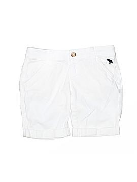Abercrombie Khaki Shorts Size 10