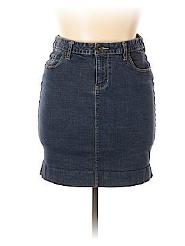 Apt. 9 Denim Skirt Size 14
