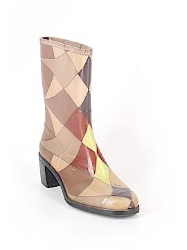 Emilio Pucci Rain Boots Size 38 (EU)