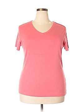 Nicole Miller New York Short Sleeve T-Shirt Size XXL