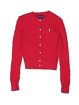 Ralph Lauren Cardigan Size 8 - 10
