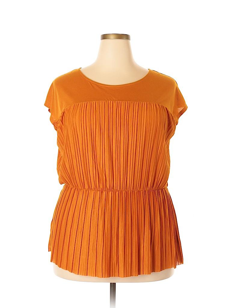 Merona Women Sleeveless Blouse Size 1