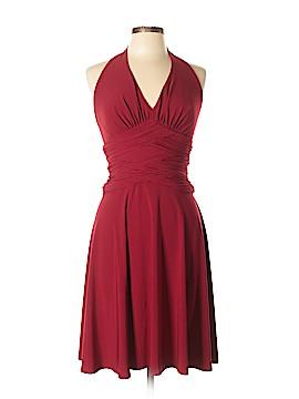 Jones New York Casual Dress Size 8 (Petite)