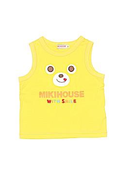 Miki House Tank Top Size 80 (CM)