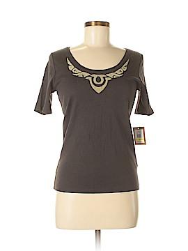 Ellen Tracy Short Sleeve T-Shirt Size M