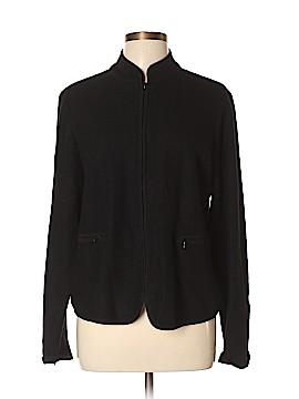 Anne Klein Wool Cardigan Size XL