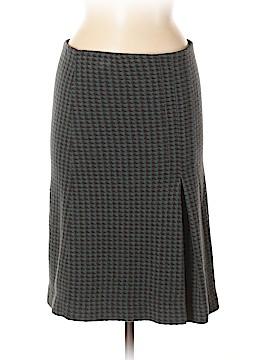 Moda International Wool Skirt Size L