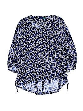 AVA Long Sleeve Blouse Size L