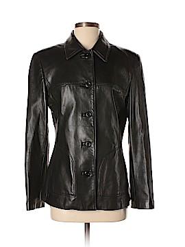 DANIER Leather Jacket Size 8 - 10