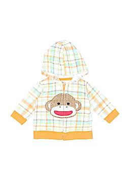 Baby Starters Zip Up Hoodie Size 3 mo