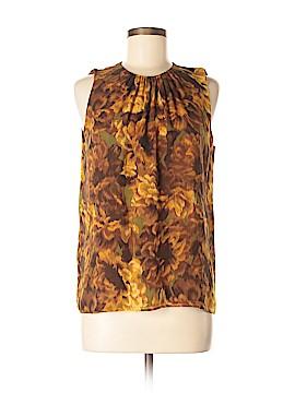 Michael Kors Sleeveless Silk Top Size 6