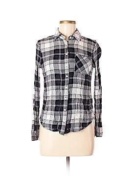 Aeropostale Long Sleeve Button-Down Shirt Size 7
