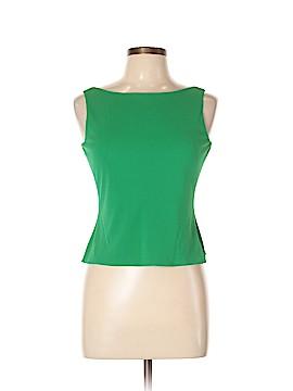 W by Worth Sleeveless Silk Top Size 6