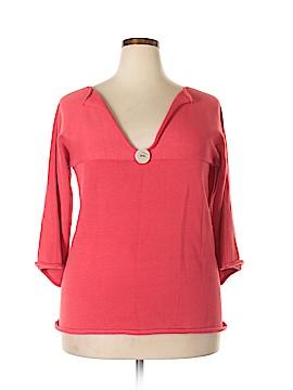 Bay Studio Pullover Sweater Size 2X (Plus)