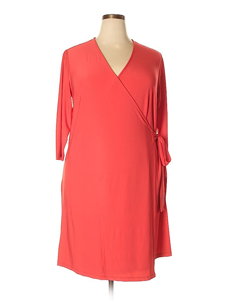 X-Two Women Casual Dress Size 16
