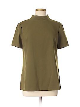 Trina Turk Short Sleeve Blouse Size L