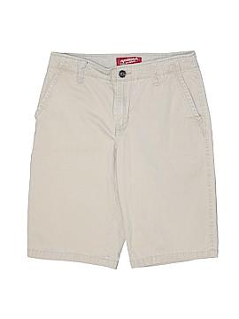 Arizona Jean Company Khaki Shorts Size 18