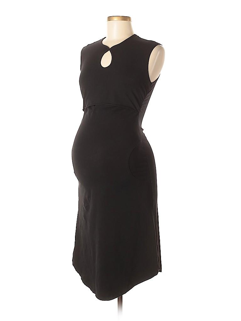 Peek-a-boo Women Casual Dress Size 1 (Maternity)