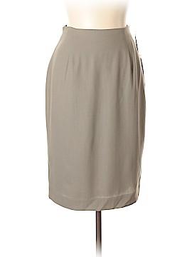 Rena Rowan Wool Skirt Size 6
