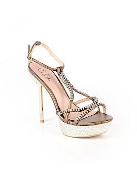 Celeste Heels Size 8 1/2