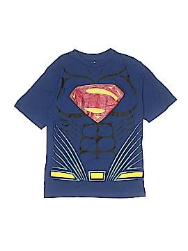 Superman Short Sleeve T-Shirt Size 14 - 16