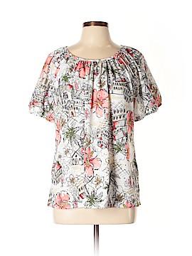 Cathy Daniels Short Sleeve Top Size XL