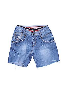 D&G Junior Denim Shorts Size 6