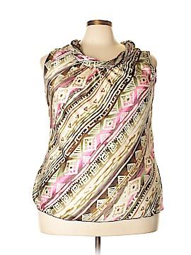 DressBarn Sleeveless Blouse Size 18 - 20 (Plus)