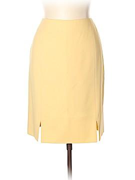 Zanella Wool Skirt Size 10