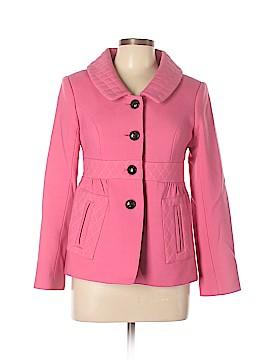 Smythe Wool Coat Size 8