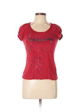 Armani Exchange Short Sleeve Blouse Size M