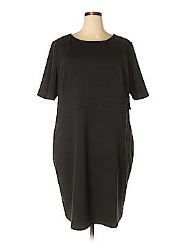Ellen Tracy Casual Dress Size 24w (Plus)