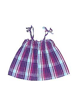 Pink House Sleeveless Blouse Size 3T