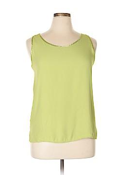Liz Baker Sleeveless Blouse Size XL