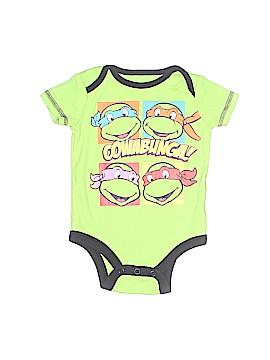 Nickelodeon Short Sleeve Onesie Size 3 mo