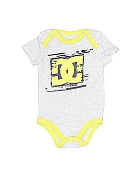DC* Short Sleeve Onesie Size 3-6 mo