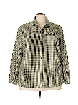 Koret Long Sleeve Blouse Size 24 (Plus)