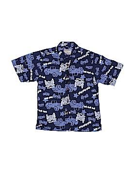 High Sierra Short Sleeve Button-Down Shirt Size 5