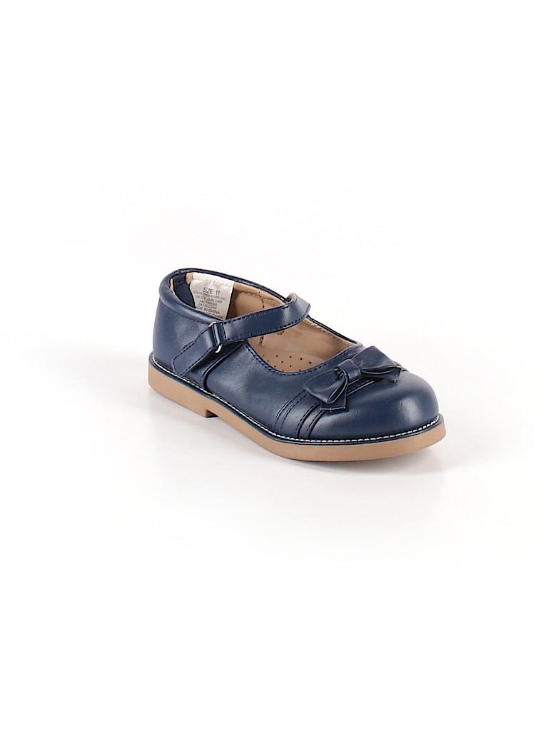 fa61e22a5875 Gymboree Solid Navy Blue Dress Shoes Size 11 - 51% off