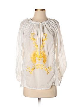 Roberta Freymann Long Sleeve Blouse Size S