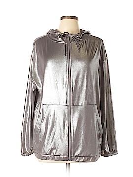H&M Loves Coachella Zip Up Hoodie Size L