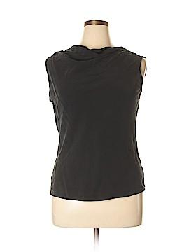 Harve Benard by Benard Holtzman Sleeveless Silk Top Size XL