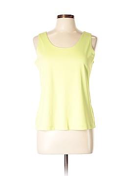 Chico's Design Sleeveless T-Shirt Size Lg (2)