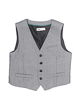 H&M Tuxedo Vest Size 9