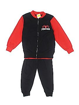 Marvel Track Jacket Size 6
