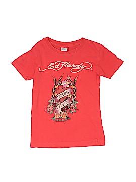Ed Hardy Short Sleeve T-Shirt Size 4 - 5
