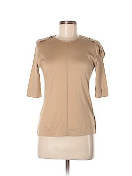 Akris Punto for Bergdorf Goodman Short Sleeve Top Size 8