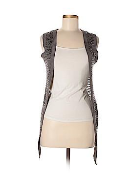 Bebe Silk Cardigan Size S